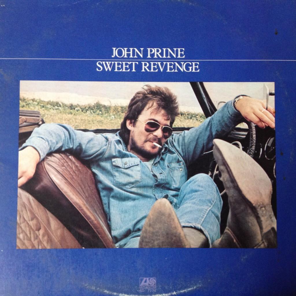 John Prine - Sweet Revenge Album Art