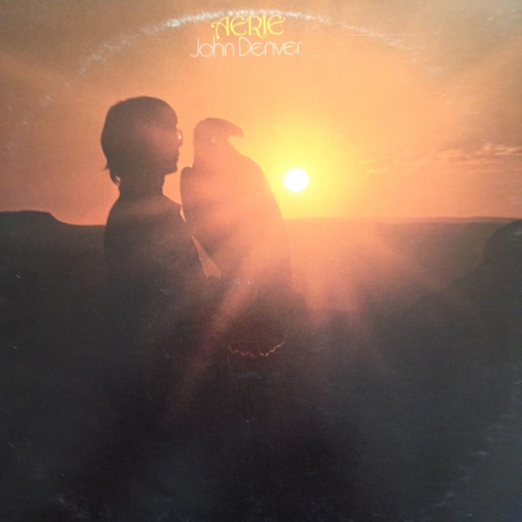 John Denver Aerie Album cover